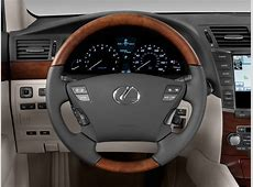Image 2011 Lexus LS 460 4door Sedan L RWD Steering Wheel