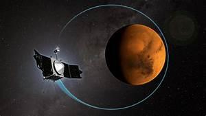 MAVEN Completes 1,000 Orbits Around Mars | NASA