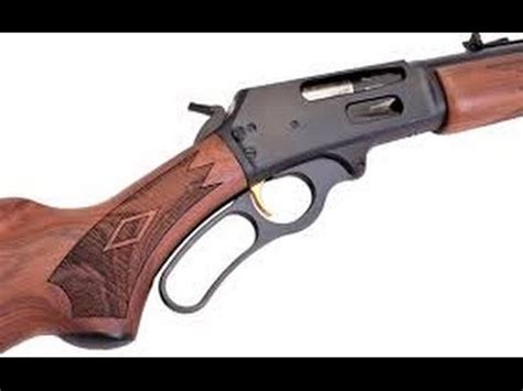 A Review Of My Marlin 336c 3030 Youtube