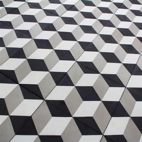 carreau ciment cube carrelage ciment pas cher