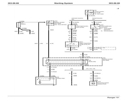 in addition starter solenoid wiring diagram furthermore 2001 ford wiring