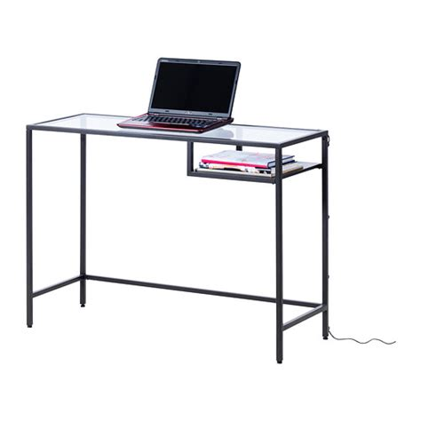 vittsjo laptop table black brown glass furniture source philippines