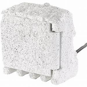 Steckdose Garten Wasserdicht : aussensteckdose 4 fach garten steckdose mit abdeck klappe stein optik ip44 ebay ~ Orissabook.com Haus und Dekorationen