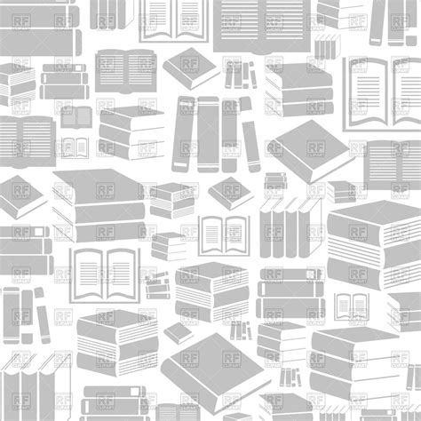gray background   books vector image vector