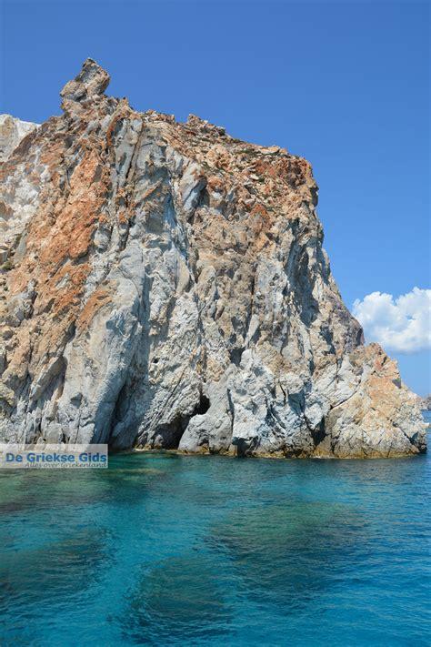 Milos  Cyclades Greek Islands Greece
