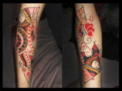 poker tattoo images  pinterest poker tattoo