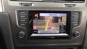 Golf 7 Radio : axion nik vwz01 navigations nachr stung in einem vw golf 7 ~ Kayakingforconservation.com Haus und Dekorationen