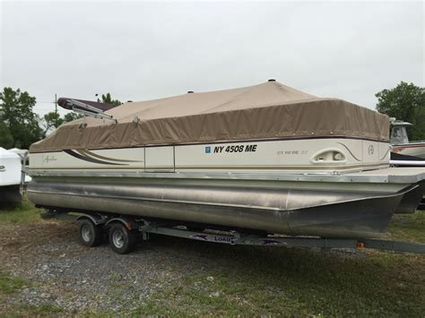 Avalon Pontoon Boat Problems by Pontoon Boat Set Up For Downrigger Fishing Classifieds