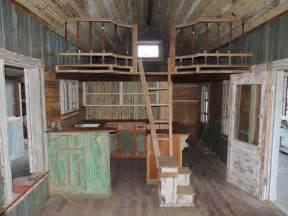 Texas Tiny Small House Interior