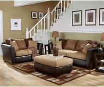 Living Room Collection by Ashley Furniture Signature Design Lawson Saddle Living Room Set Royal F