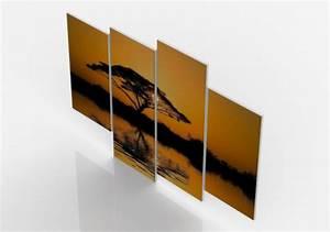 Tableau Salon Moderne : tableaux 3d tableau moderne pour salon acca software ~ Farleysfitness.com Idées de Décoration