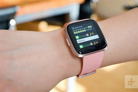 Fitbit Versa Review: Back on Top?   Digital Trends