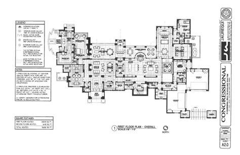 architect plans carlton woods jauregui architects