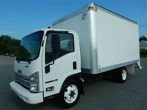 Gmc W4500  2008    Van    Box Trucks