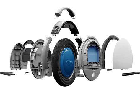 wholesale ninebot   electric unicycle white price