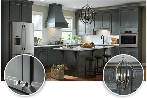 Before & After Kitchen Makeover Inspiration From Lowe's