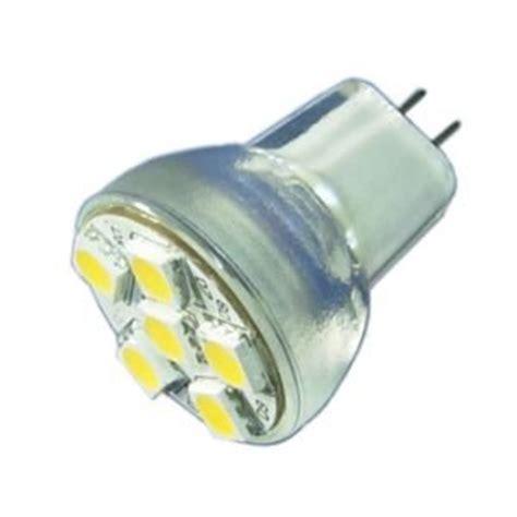 pack of three 3 led 1 5w 12v mr8 gu4 0 accent l bulb