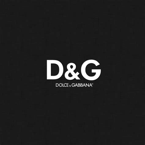 Miscellaneous - Dolce And Gabbana Logo - iPad iPhone HD