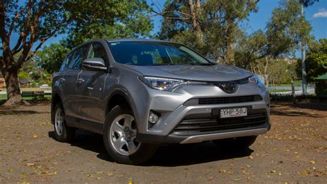 toyota rav gx  review carsguide
