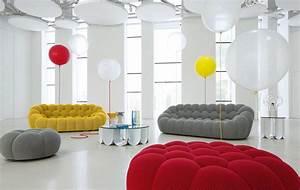 canapes sofas et divans modernes roche bobois With canapé design roche bobois