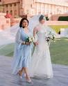 Priyanka Chopra's wedding gown had 11,632 Swarovski ...