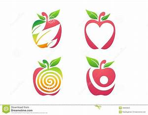 Apple, Logo, Fresh, Fruits Apple, Fruit Nutrition Health ...