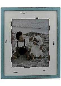 Fotorahmen Shabby Chic : fotorahmen shabby chic holz bilderrahmen 31x36cm petrol wei pastell ~ Sanjose-hotels-ca.com Haus und Dekorationen