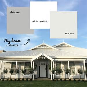 federation homes interiors grey weatherboard house colours