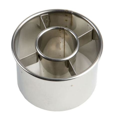 Ateco Stainless Steel Doughnut Cutters