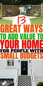 how, to, add, value, to, your, home