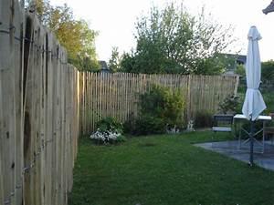 Gartentüren Aus Holz : staketenzaun mit 2 3cm lattenabstand als leichter ~ Michelbontemps.com Haus und Dekorationen