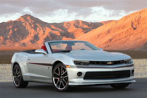 chevrolet presenta camaro commemorative edition atraccion