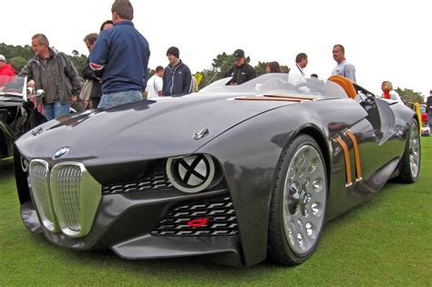 Bmw 328 Hommage Concept Touches Down In Monterey