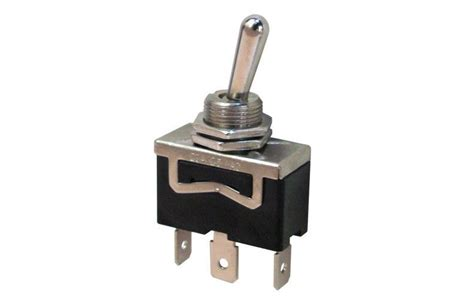 Spdt Center Off Heavy Duty Toggle Switch All