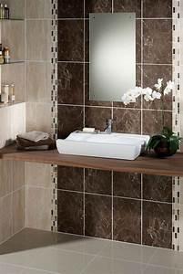 Brown Ceramic Tile | Feel The Home