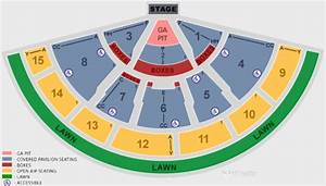Keybank Center Detailed Seating Chart Xfinity Center Seating Chart With Seat Numbers
