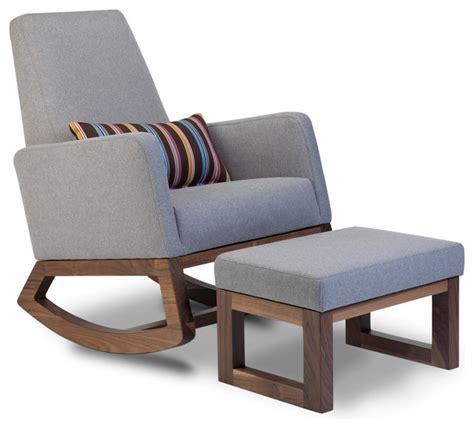 joya rocker modern rocking chairs toronto by monte design
