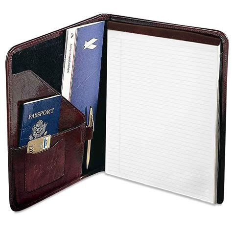 sienna letter size writing pad cover  jack georges
