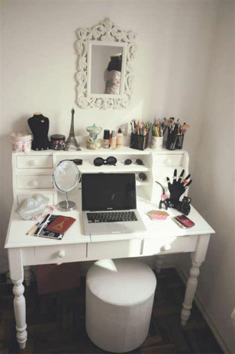 coiffeuse moderne pour chambre coiffeuse blanche moderne meilleures images d