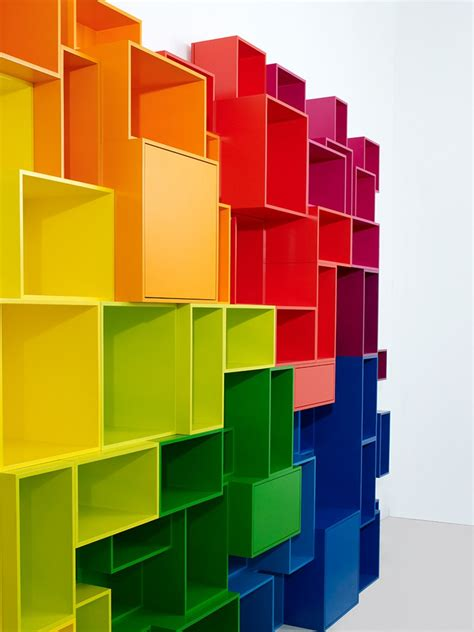 Sectional Storage Wall Cubit By Mymito