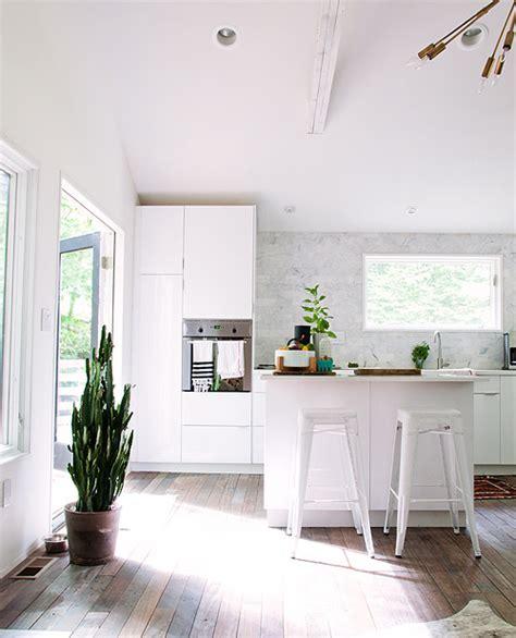 white kitchen wooden floor decordots 2014 january 1426