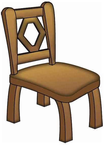 Clipart Chair Colorful Cliparts Clip Library