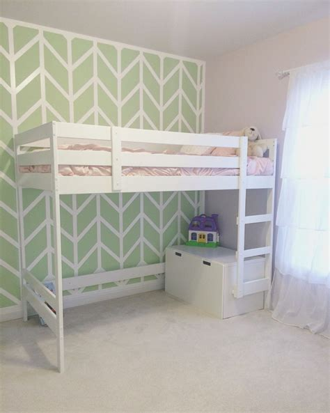 Ikea Bett Kinder by Ikea Mydal Loft Bed Hack For Room Just
