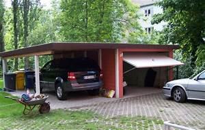 Garage Carport Kombination : pultdach garagen satteldachgaragen ~ Orissabook.com Haus und Dekorationen