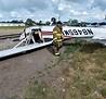 UPDATE: Pilot OK after plane crash at Burley airport