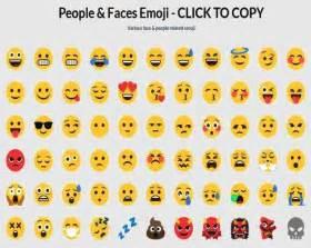 Black white emoji and copy paste ᐈ Symbols