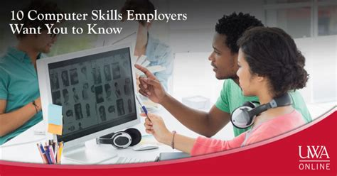 What Skills Do Employers Want To See On A Resume by Page 10 Of 14 Uwa Continuing Education
