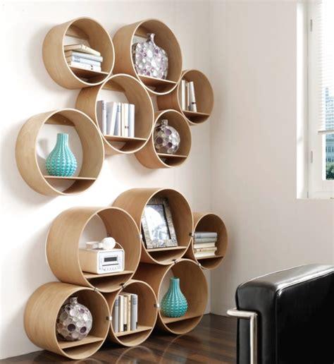 captivating handmade wooden shelf designs