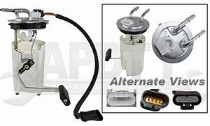 Apdty 15050444 Fuel Pump Module Sender Sending Unit Assembly W  Wiring Harness
