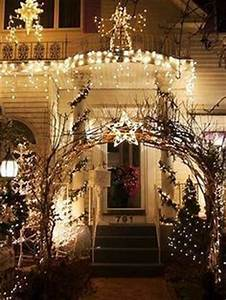 7 bellissime case Shabby Chic addobbate per Natale